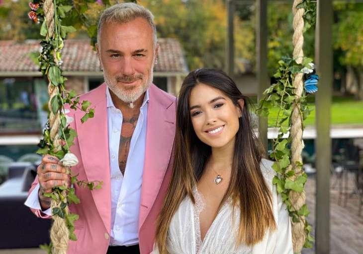 Танцующий миллионер Джанлука Вакки впервые показал лицо «особенной» дочери