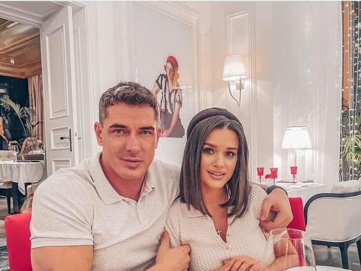 Стало известно с кем Курбан Омаров отдыхает в Дубае