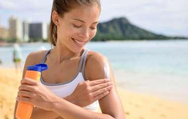 Эксперты обнаружили вызывающий рак кожи канцероген в солнцезащитном креме