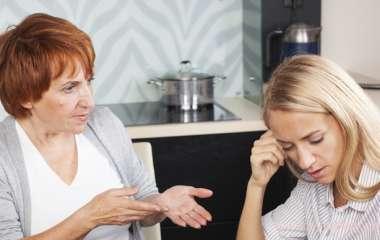 Что делать, если муж маменькин сынок