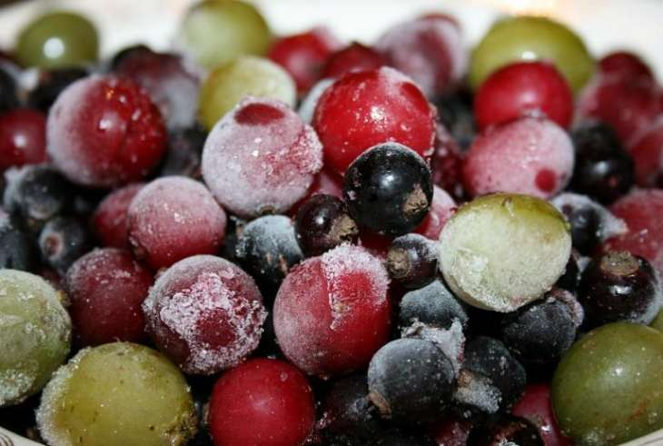 Как правильно замораживать фрукты и овощи. Советы диетолога
