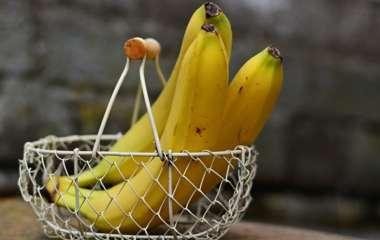 Бананы признаны альтернативой снотворному