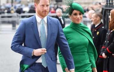Британцы унизили принца Гарри, увидев обложку Time