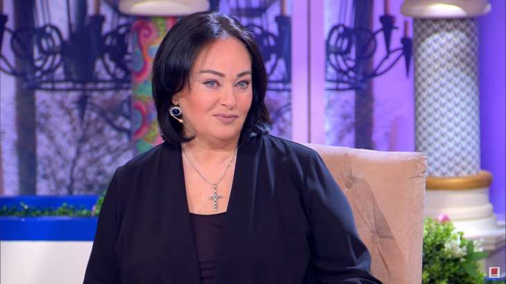 Лариса Гузеева рассказала о борьбе с алкоголизмом