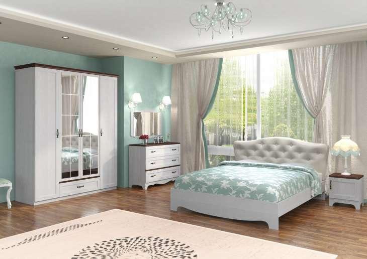 Как украсить спальню?