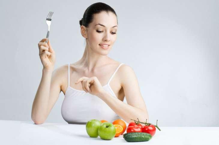 Вегетарианство и похудение: за и против