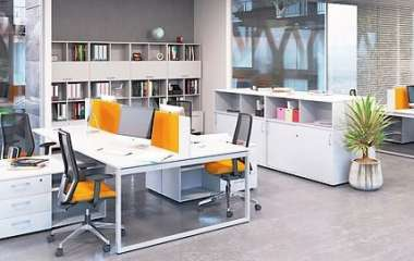 Приёмная – это зона комфорта, если у Вас офисная мебель «Григ».