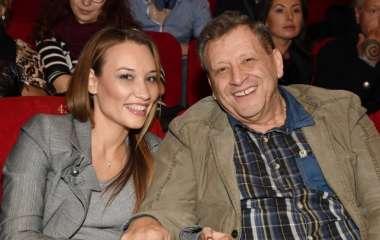 Вдова Бориса Грачевского отказалась делить «Ералаш» с первой женой режиссера