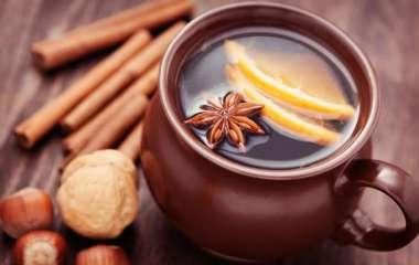 Топ-5 самых вкусных напитков для прохладной осени