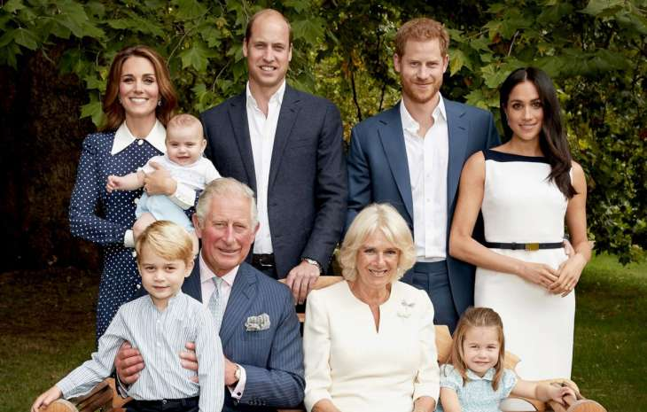 Члены королевской семьи Великобритании приготовили особый подарок для членов сообществ вооруженных сил