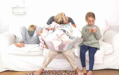 Как приучить ребенка к чистоте и порядку