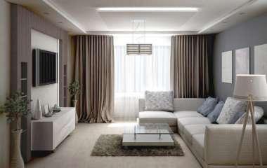 Как визуально расширить пространство в квартире, не ломая стен — неочевидные лайфхаки