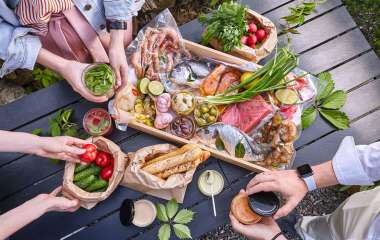 Меню на пикник: 20 классных свежих идей, которые можно легко приготовить!