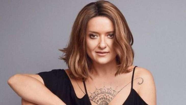 Наталья Могилевская показала лицо без макияжа