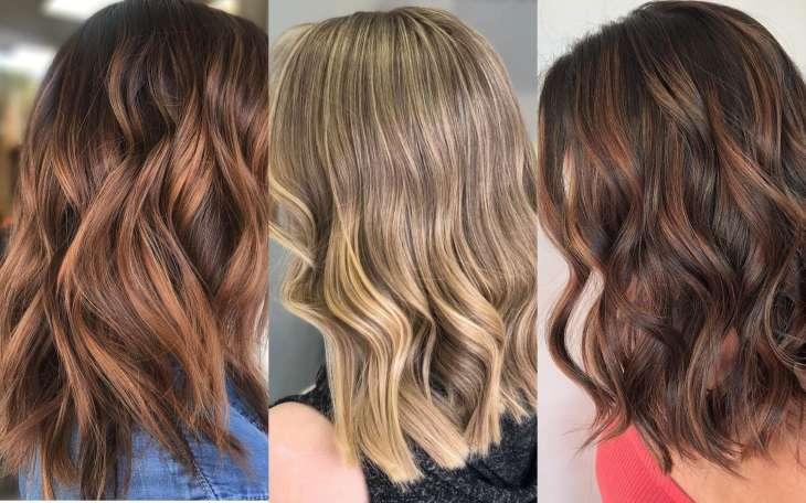 Тренды в окрашивании волос весной-летом 2020