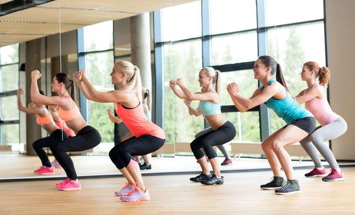 5 упражнений, которые помогут проработать внутреннюю поверхность бедра