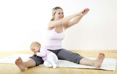 Как сохранить фигуру после родов