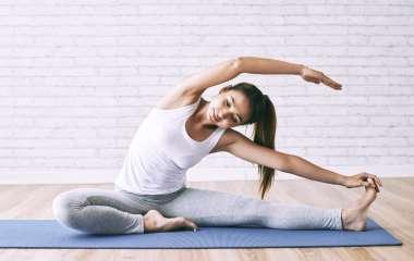 5 упражнений, которые помогут сесть на шпагат