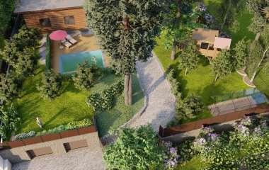Как лучше всё устроить на вашем садовом участке, чтобы было удобно и красиво