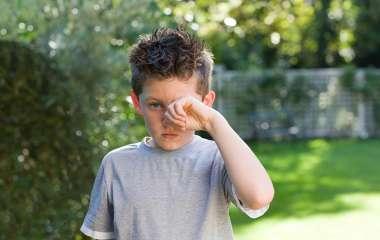 Как вылечить конъюнктивит у ребенка