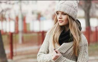 Врач рассказала, при какой температуре надо надевать шапку