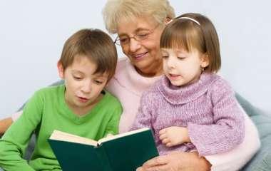 Почему воспитанием детей не должны заниматься только бабушки?