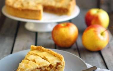 Классический яблочный тарт