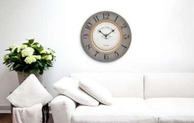Точные, стильные и яркие настенные часы