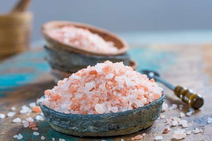 Названы полезные для здоровья свойства розовой соли