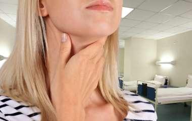 Рак щитовидной железы: симптом опасного заболевания, который легко пропустить