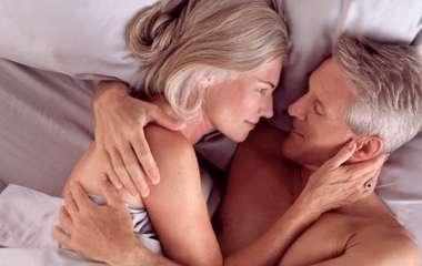 Наслаждение сексом усиливается с возрастом