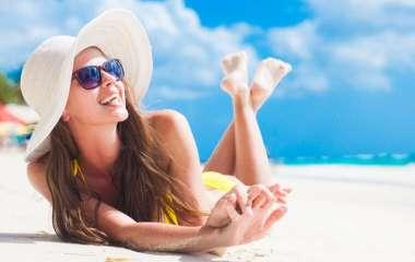 Без ожогов: продукты и напитки, которые помогут защитить кожу от солнца