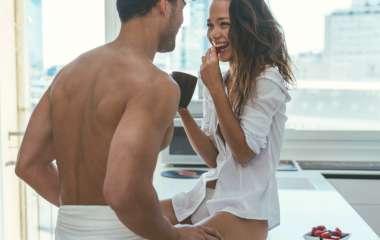 Утренний секс: как все сделать красиво и со вкусом