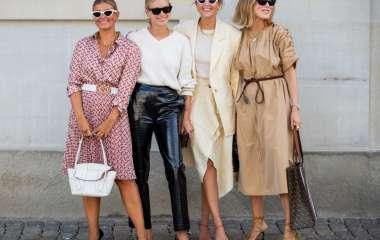 5 приемов в одежде, которые помогут визуально удлинить ноги