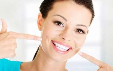 Полезные продукты для белоснежной улыбки
