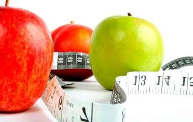 Яблочно-кефирная диета на 9 дней