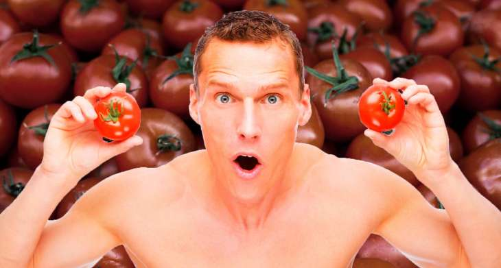 Врачи рассказали о пользе томатов для мужского полового здоровья