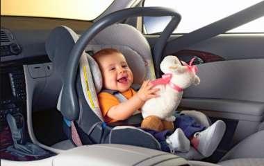 Детское автокресло - гарантия надежности