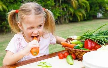 Специалисты назвали самые полезные продукты для детского организма