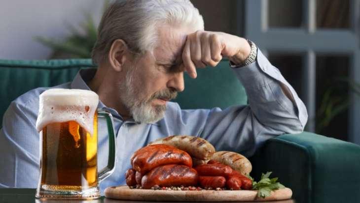 Для долголетия: от каких продуктов и напитков стоит отказаться