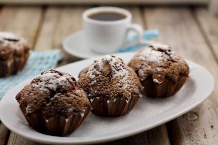 Рецепты осенних маффинов к какао
