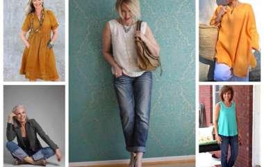 Гардероб женщины старше 50 лет: основные правила