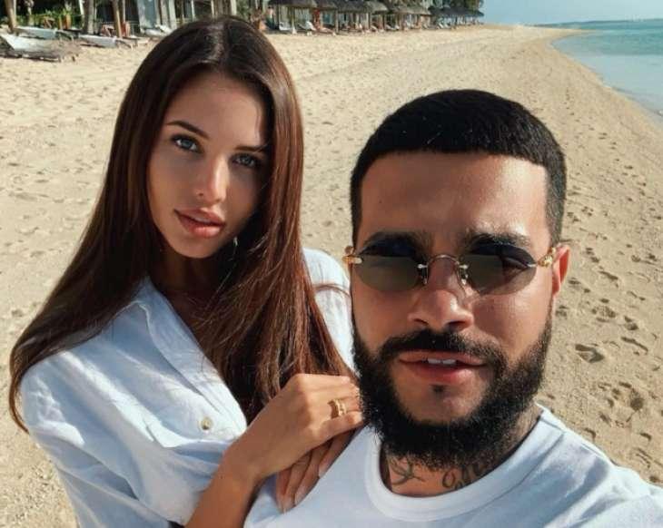 Тимати подарил Анастасии Решетовой огромный букет: пару снова заподозрили в воссоединении