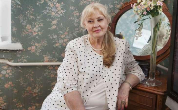 Умерла звезда Нина Шацкая
