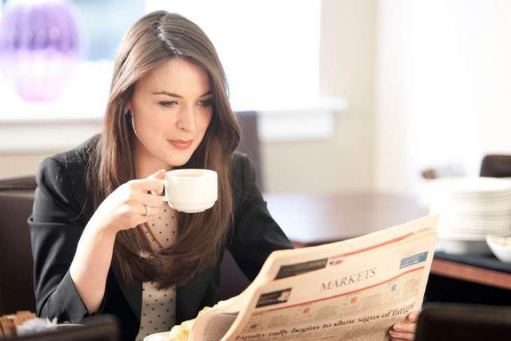 Действительно ли кофе окисляет организм – исследование