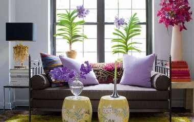 Как использовать цветы в интерьере и какие комнатные растения популярны в 2020 году