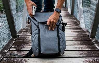 Для настоящих поездок — качественные рюкзаки разных брендов