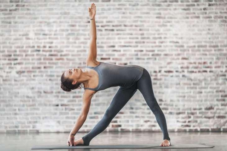 Асан из йоги для коррекции осанки