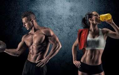 Как набрать мышечную массу, тренируясь в зале
