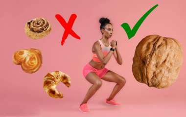 Как из мягкой булочки сделать попу-орех: 5 правил от фитнес-тренера